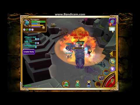 Arcane Legends I Best Way To Level Up For Free I 12- 15k XP Per Hour!