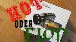Videokamera Camcorder mit IR-Nachtsicht, Weton 1080P Full HD  (der Kartoffel Camcorder)