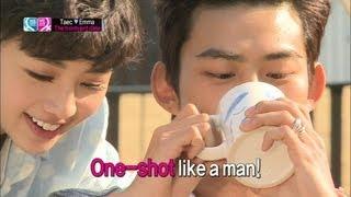 Global We Got Married EP12 (Taecyeon&Emma Wu)#1/3_20130621_우리 결혼했어요 세계판 EP12 (택연&오영결)#1/3