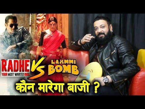 Radhe Vs Laxmmi Bomb | Eid 2020 Big Clash | Santosh Shukla Reaction | Exclusive Mp3