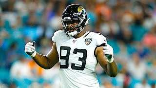 Ravens DE Calais Campbell on Getting Traded by the Jaguars | The Rich Eisen Show | 4/1/20