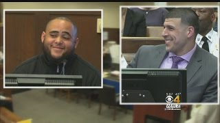 Friends, Club Promoter Testify In Aaron Hernandez Murder Trial