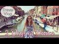 Venice, Italy | My First Italian Experience!