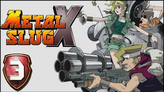Metal Slug X - [Playthrough 03] - The Train Wrecker