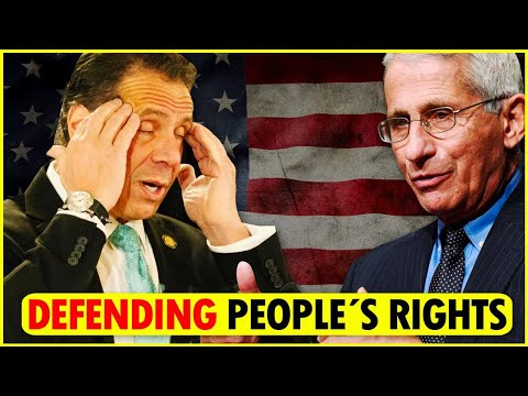 HOLY COW! Fauci Defends The Right To Refuse!
