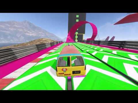 Grand Theft Auto 5 Online - Creators United Crew - Toonie Tuesday 6