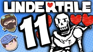 Undertale: Must Keep Running! - PART 11 - Steam Train