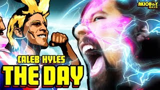 My Hero Academia - THE DAY [MUSIC VIDEO] - English Cover (Ca...