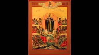 Молитва Божией Матери - Царица Небесная(, 2016-04-09T14:17:06.000Z)