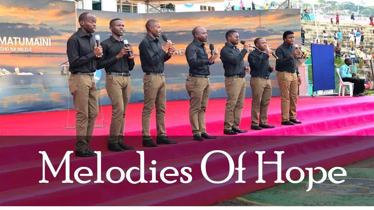 """""""Wimbo wa UMEWAHI KUSIKIA hatujautoa kwenye kitabu cha nyimbo..""""-Melodies Of Hope .."""