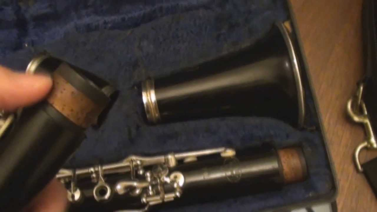 buffet e11 clarinet for sale on ebay youtube. Black Bedroom Furniture Sets. Home Design Ideas