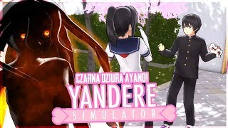 CZARNA DZIURA AYANO! - Yandere Simulator #50