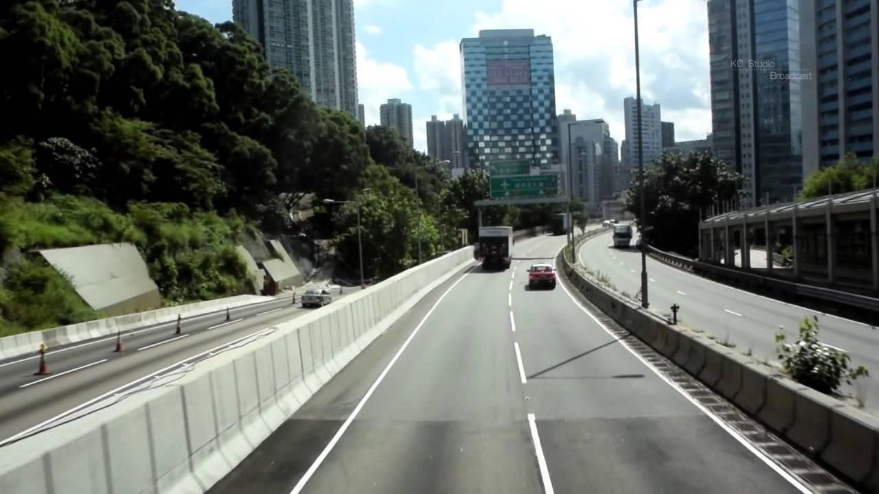 (HK) KMB AMNE1 TP1095 @ 265B 天水圍(天恆邨)→旺角(柏景灣) - YouTube