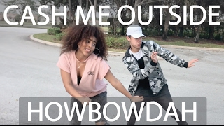 CASHMEOUTSIDE (HOW BOW DAH) | Justmaiko Dance Video @remixgodsuede @justmaiko @analisseworld