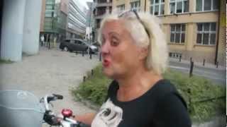 Pani Barbara - Kiecka do zdjęcia