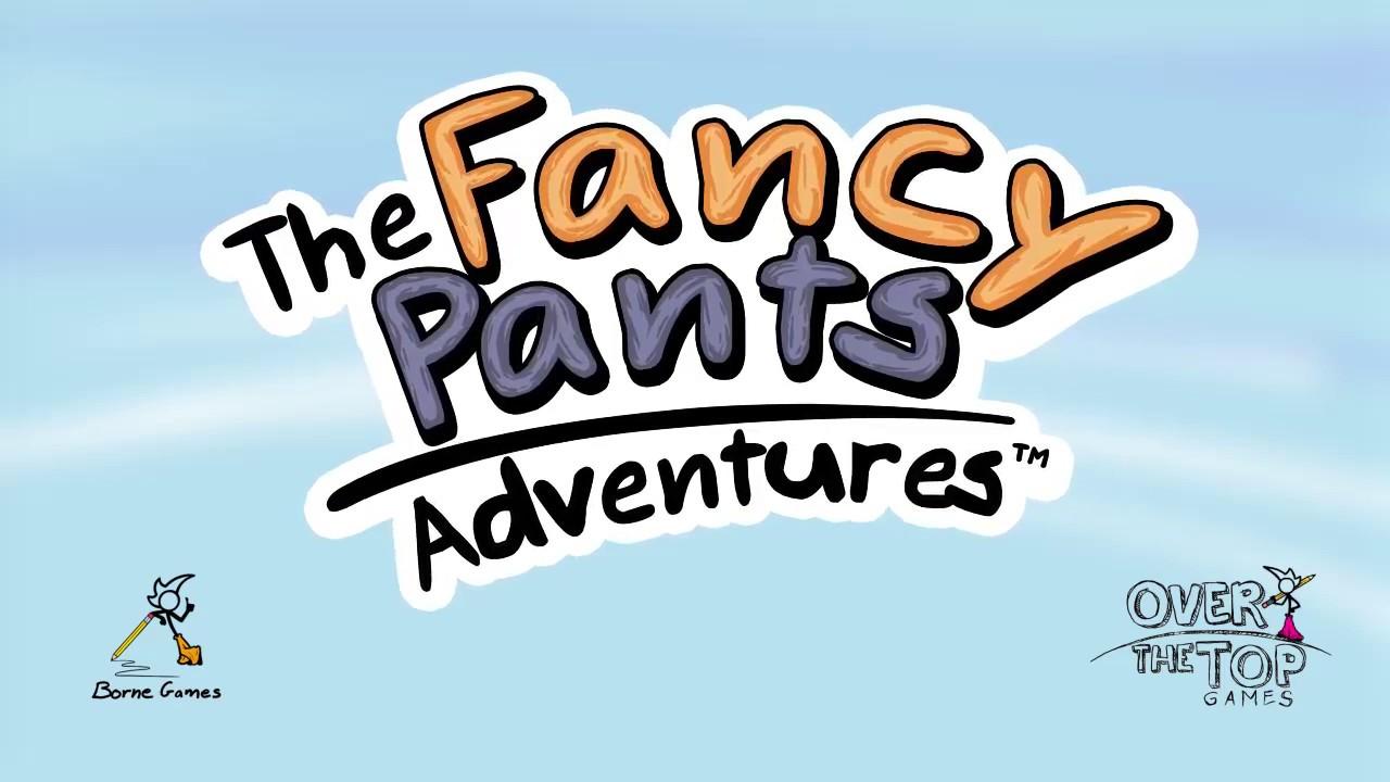 Fancy Pants Adventure 2watermelon Gaming