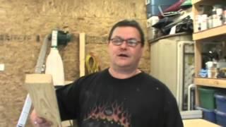 How to make an Interior Door Part 1