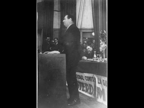 Zyromski, portrait d'un dirigeant de l'aile gauche socialiste (SFIO)