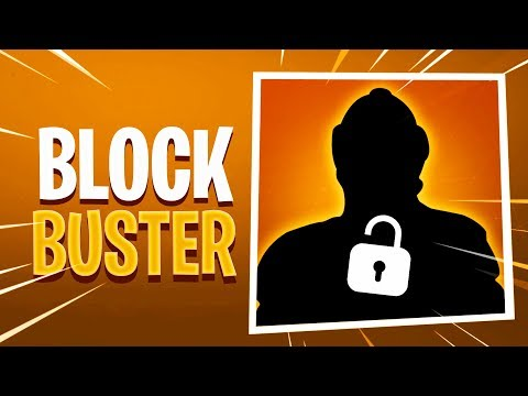"Secret ""BLOCKBUSTER"" Hidden Skin! (FIRST PART UNLOCKED!)"