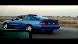 Opel Calibra VS Mercedes W124 E300