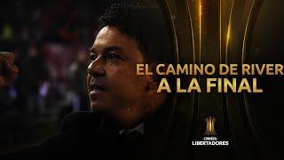 El camino de River Plate a la FINAL de la CONMEBOL Libertadores