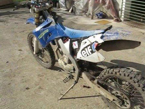 Zongshen cross 250cc power