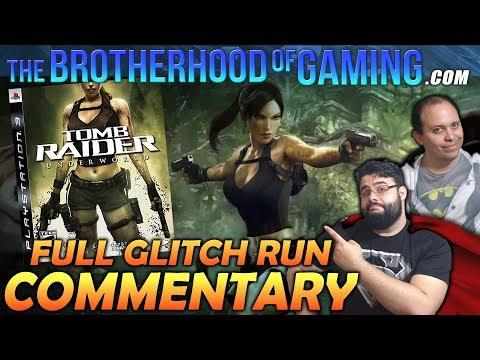 Tomb Raider Underworld // Commentary // (PS3)