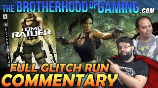 Tomb Raider Underworld // Commentary // (PS3)