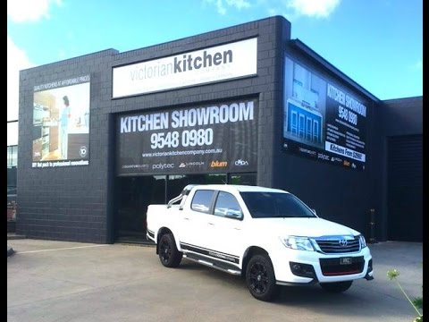 Melbourne Kitchen Showroom.
