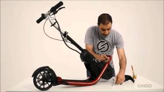 How to change pedal (electric scooter) // Workshop Decathlon