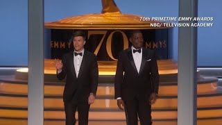 2018 Emmy Awards: The biggest moments of the night