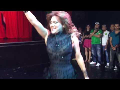 Jessy Cruz Tribute to Thalía Club 21 in Oakland