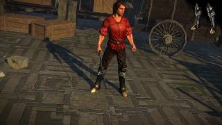 Path of Exile: Sin and Innocence Boots
