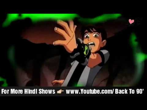 Ben 10 Hindi Intro Opening...