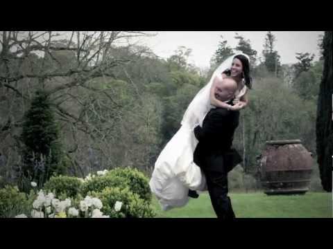 Lauren & Blake Wedding, at Castle Leslie, Ireland