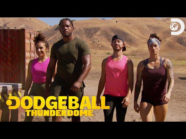 Meet Tonight's Dodgeball Athletes | Dodgeball Thunderdome
