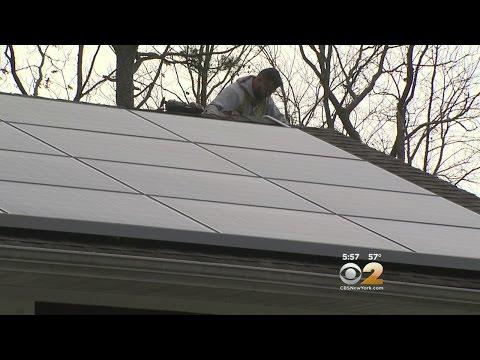 NJ Solar Panels