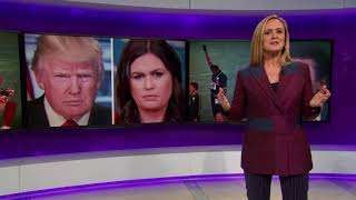 Freedom(ish) Of Speech | September 20, 2017 Act 1 | Full Frontal on TBS by : Full Frontal with Samantha Bee