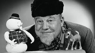 "Burl Ives ""A Holly Jolly Christmas"""