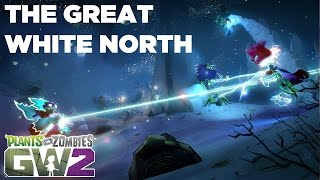 Plants vs. Zombies Garden Warfare 2 Great White North Gameplay | Live From PopCap
