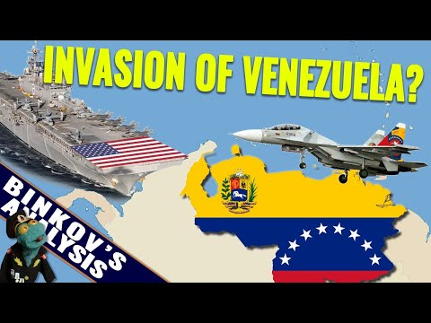 US Vs Venezuela: Could A US Military Invasion Succeed?
