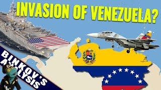 US vs Venezuela: Could a US military invasion succeed?