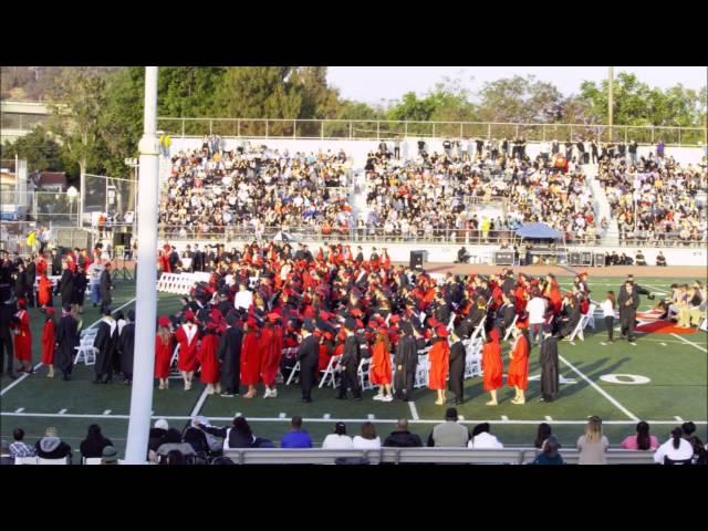 Glendale High School class of 2015