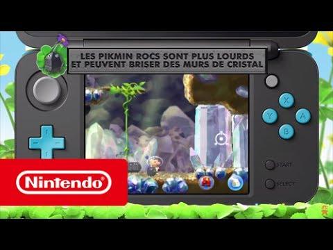 Hey ! PIKMIN - À chaque Pikmin sa spécialité ! (Nintendo 3DS)