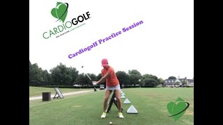 Improve Your Golf and Fitness with the Cardiogolf Practice Routine