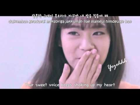 1PS - Because I'm Your Girl (여자이니까) FMV (Her Lovely Heels OST) [ENGSUB + Rom+ Hangul]