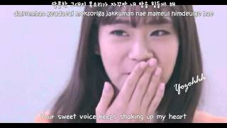 Repeat youtube video 1PS - Because I'm Your Girl (여자이니까) FMV (Her Lovely Heels OST) [ENGSUB + Rom+ Hangul]
