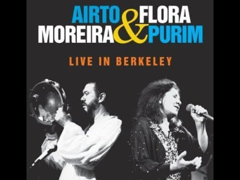 Interview with Brazilian jazz pioneers Flora Purim and Airto Moreira