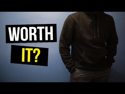 Amazon Essentials Clothing Review - CHEAP Hoodie Sweatshirt (Minimalist Clothing Men)