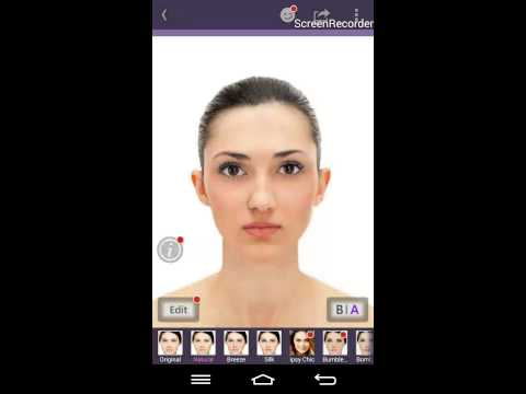 Best virtual makeup app for Android